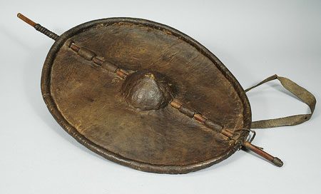 Nuer shield