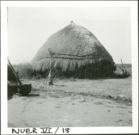 Nuer byre