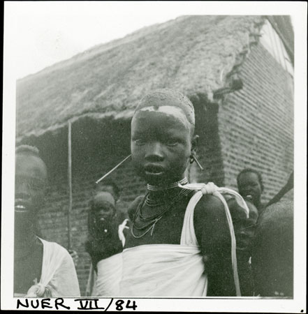 Nuer girl