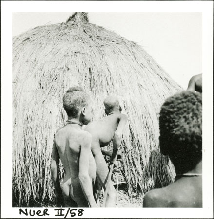 Nuer fertility ceremony