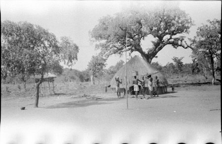 ?Nuer homestead